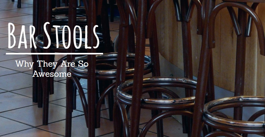 Astounding Bar Stools Why They Are So Awesome My Man Space Ocoug Best Dining Table And Chair Ideas Images Ocougorg